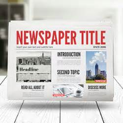 Marketplace For Prezi Templates Prezibase Prezi Newspaper Template