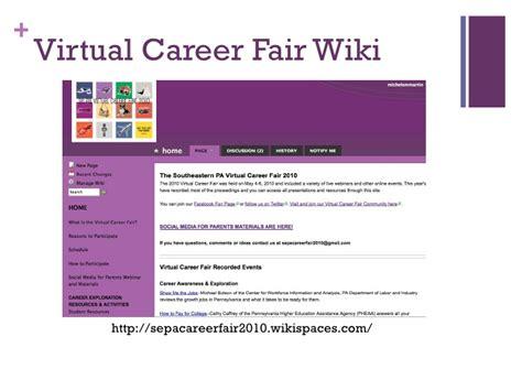 Http Www Mba Org Virtualcareerfair by Career Fair And Shadowing Presentation