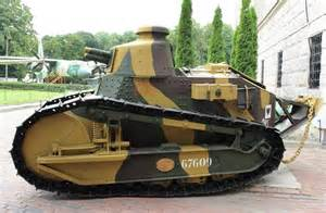 Renault Ft 17 Renault Ft The Basis For All Tanks Everywhere