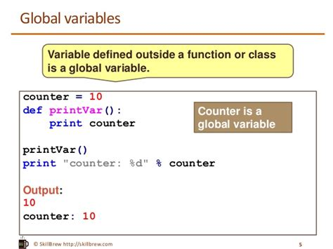 module pattern global variables python programming essentials m19 namespaces global