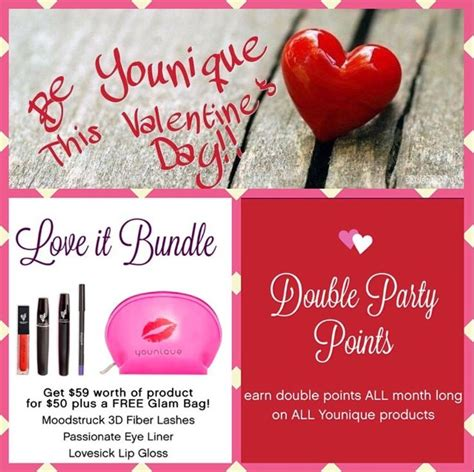 5 Gorgeous Valentines Day Promo Looks by 253 Best Shelby S Younique Feel Beautiful Look