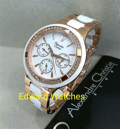 Harga Jam Tangan Wanita Merk Gucci Original jual jam tangan wanita alexandre christie original rgcw di