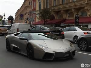 Lamborghini Reventon Roadster Price Lamborghini Revent 243 N Roadster 13 August 2016 Autogespot