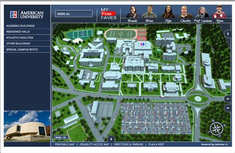 american universities map american has just launched its newly redesigned