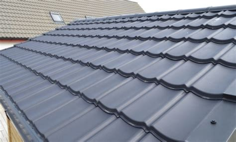 Lightweight Roof Tiles Lightweight Roof Budget Tile Ungranulated Black Roofing Superstore 174