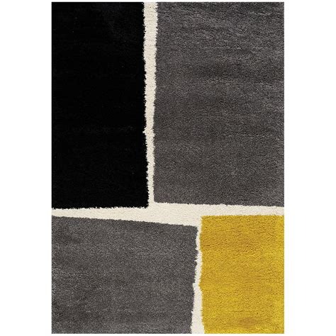Yellow Area Rug 5x8 City Furniture Marona Yellow 5x8 Area Rug