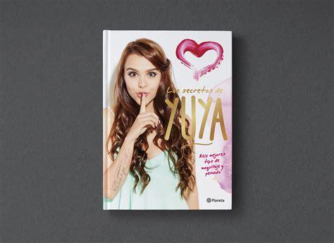 los secretos de yuya editorial design for the book los secretos de yuya on pantone canvas gallery