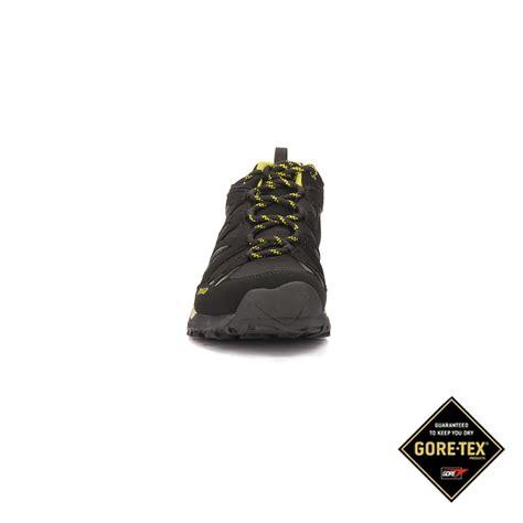 Treksta Nevado Boa Low Gtx Black treksta zapatilla nevado lace low gtx black lime hombre