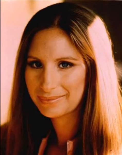 bob haircut of barbra streisand was she more beautiful with long flowing hair or the short