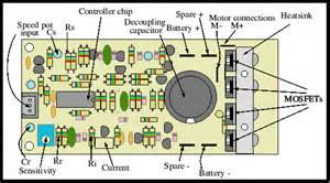2qd speed controller 4qd electric motor control