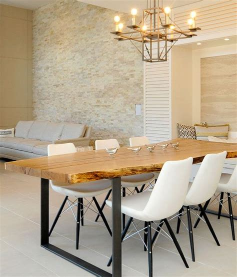 chairs for live edge table 17 best images about dining room on brown