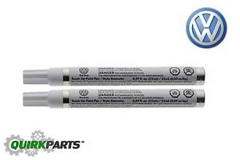 audi touch up paint oem genuine vw volkswagen touch up paint pen lstc9a white