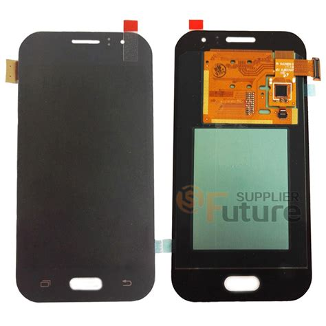 Lcd Samsung J110 J1 Ace Touchscreen Black Grade A samsung galaxy j1 ace sm j110 lcd digitizer assembly black