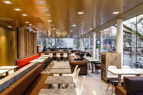 mcdonalds interior this mcdonald s in holland may be the world s coolest