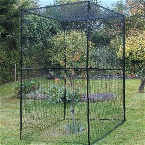 heavy duty steel cherry tree cage  fruit  vegetable
