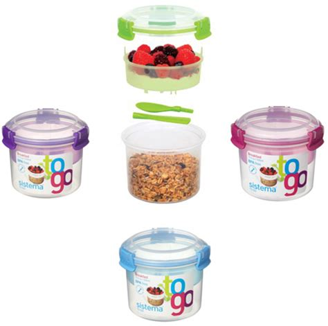Sistema To Go Breakfast review sistema to go breakfast container foodies favorites