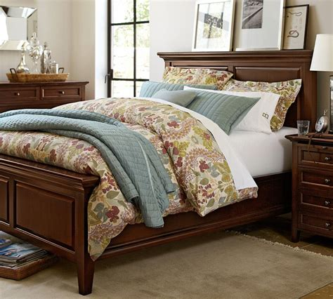 pottery barn bedroom furniture hudson bed