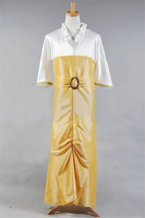 free shipping replica titanic poloere dress costume