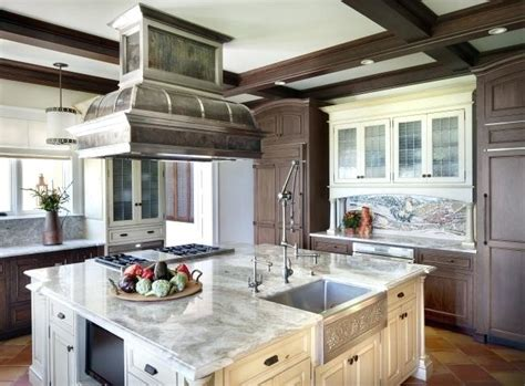 kitchen island with cooktop trendy kitchen photo in with