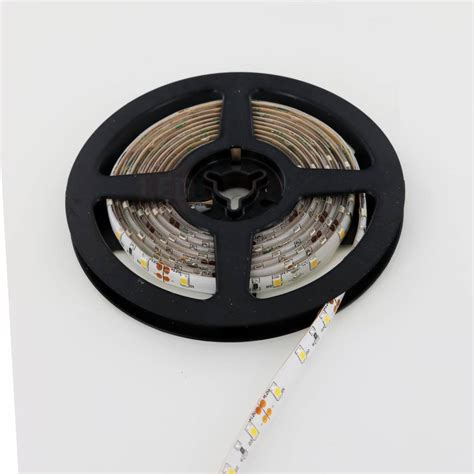 Per Meter Led Warm Wit 2 5 Meter 60led P M 12v Ultra Ledstripxl
