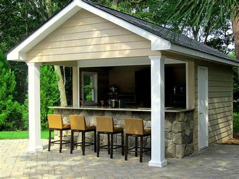 pool house bar 16 x 20 ft pool house cabana