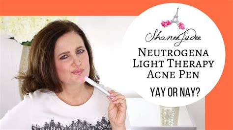light therapy acne spot treatment reviews neutrogena light therapy acne spot treatment review