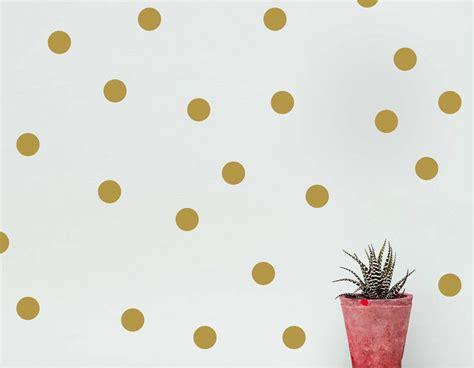 wall stickers polka dots coloured polka dots wall sticker set contemporary wall stickers
