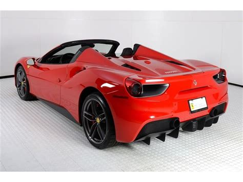2016 488 spider for sale gc 23240 gocars