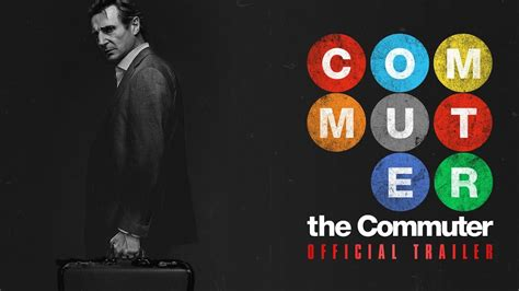 the commuter trailer the commuter moviehole