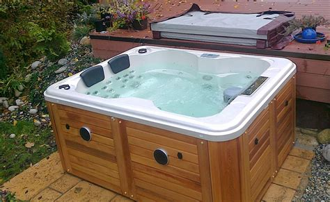 make your bathtub a jacuzzi draining and refilling your hot tub sunplay
