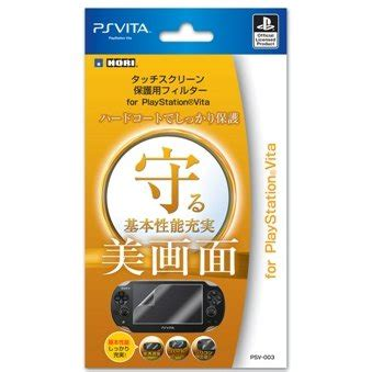 Sale Hori Ps Vita Screen Protector touch screen protector filter for playstation vita