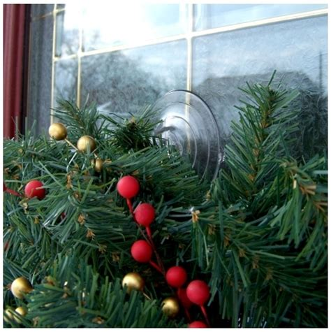 best suction cup hooks for window wreaths wreath hanger for a upvc door suction cups direct