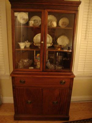 vintage cherry wood china cabinet antique cherry china cabinet antique price guide