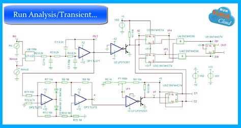 tina circuit simulator for analog digital mcu mixed circuit simulator archives page 3 of 5