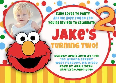 Elmo 1st Birthday Invitations Bagvania Free Printable Invitation Template Elmo Birthday Invitations Template Free