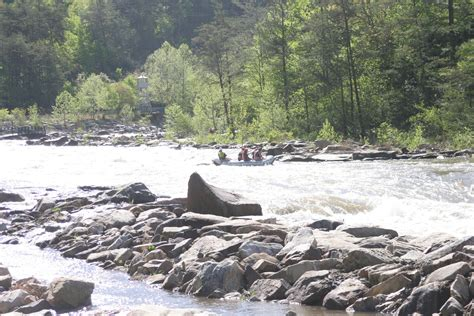 upper section of a river 301 moved permanently