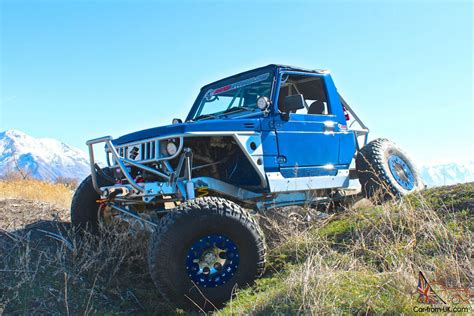 suzuki samurai buggy 1987 suzuki samurai trail slayer buggy turn key custom