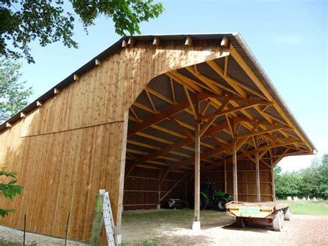 fabricant hangar bois concept bois b 226 timent agricole bois stokage agricole