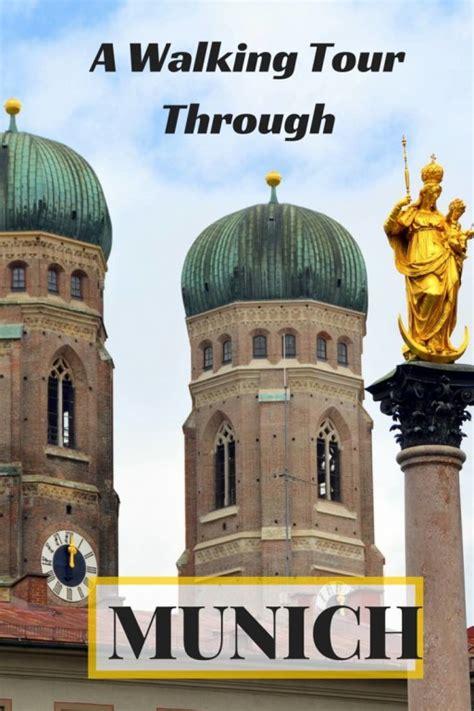 munich a novel books a walking tour through munich germany the world is a book