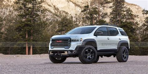 New 2020 Gmc Jimmy by News The 2022 Gmc Jimmy Could Be Gm S Answer To The Jeep