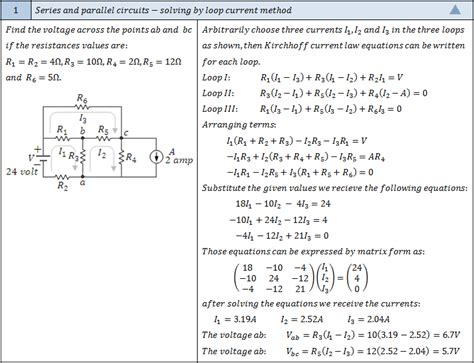 parallel circuits kirchhoff s ellectric series and parallel circuits kirchhoff