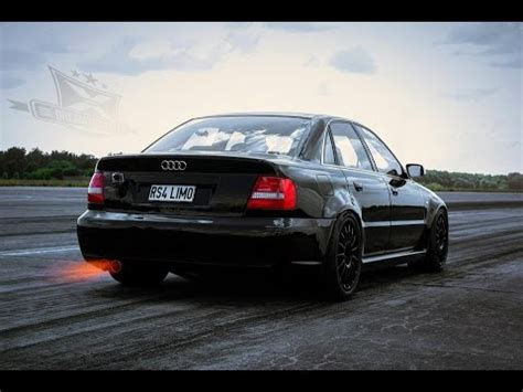 Audi Hannover by Audi Rs4 B5 Limo 1100hp Hannover 1 4 Mile Drag