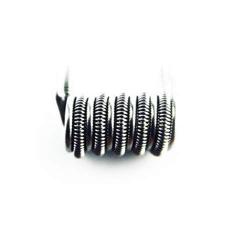 inductors nz handmade staggered fused clapton coil vapo 174 vape nz