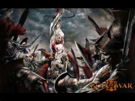 god of war blood and metal god of even gods cry blood and metal god of war soundtrack