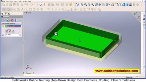 solidworks tutorials not loading solidworks surface to solid tutorial thicken knit