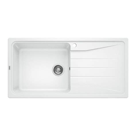 blanco granite kitchen sinks blanco sona xl 6 s silgranit inset kitchen sinks