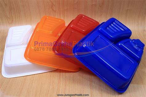 Tray Bento Sekat 4 Merah Kuning Hitam Putih Harga Murah box bento quot quot sekat 4 tersedia 5 warna stock ready home