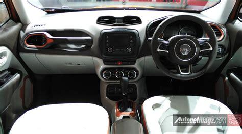 Jeep Renegade 2015 Interior Jeep Renegade Sabet Penghargaan Brazil Car Of The Year 2016