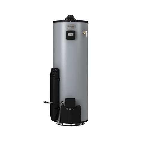 Small Water Heaters At Lowe S Shop Whirlpool 40 Gallon 12 Year Limited Gas