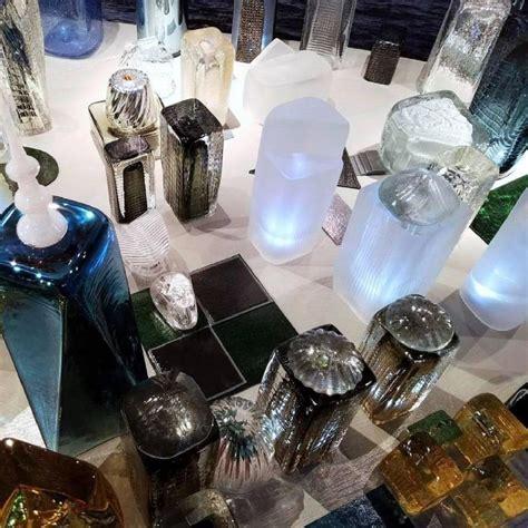 Handmade Glass For Sale - downtown handmade glass skyline of lower manhattan